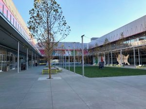 San Ramon City Center Courtyard